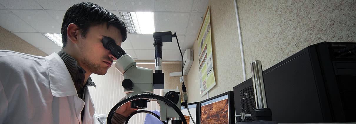 Аутсорсинг лаборатории металлографического контроля качества продукции